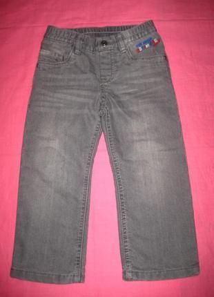 Утепленные джинсы lupilu на 3 года