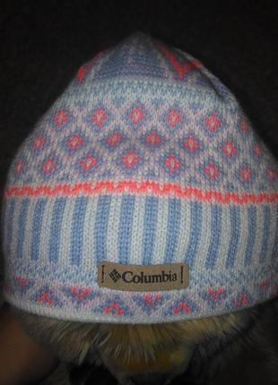 Шапка зимняя columbia omni heat