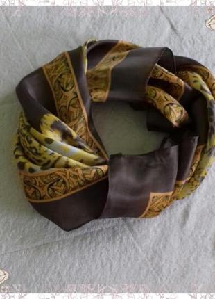 Новий шарф, платок, хустина )))