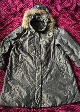 Зимняя куртка пальто 🔥 цены демократичные - качество высокое - мировые бренды!