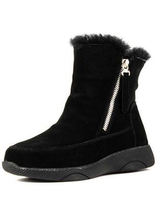 Зимние ботинки размеры 36-40