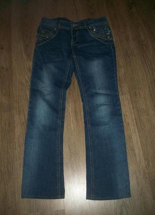 Плотные джинсы евро размер 10 -деми yes yes