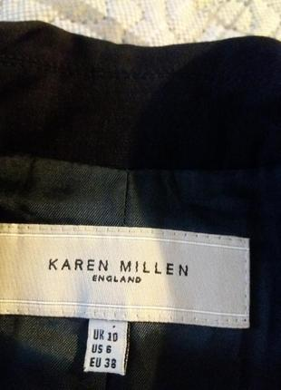 Клубный крутейший пиджак karen millen4 фото