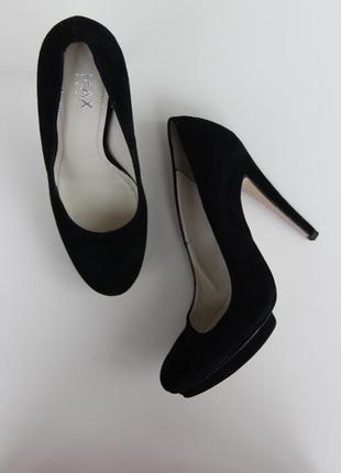 Замшевые туфли  max shoes