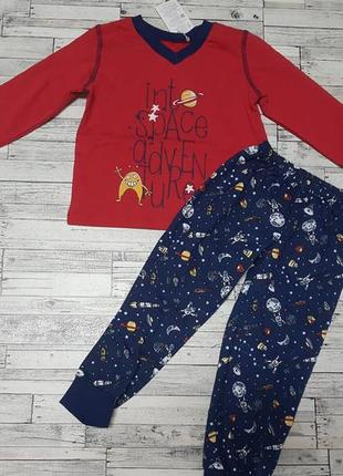 Яркая пижамка бемби р. 98-140
