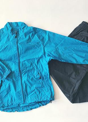 Sun mountain женский спортивный профессионал костюм от дождя ветра. размер m