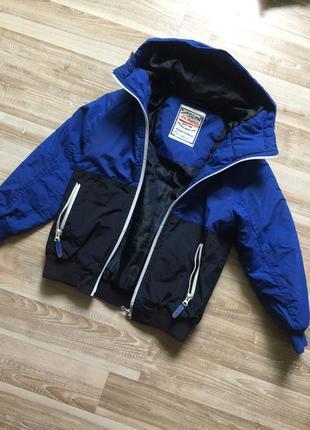 Фирменная курточка на 7-8 лет