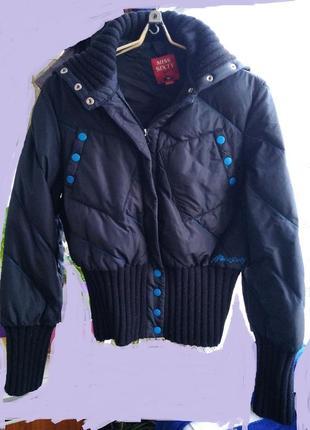 Куртка-пуховик бренда miss sixty