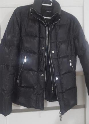 Итальянская куртка пуховик
