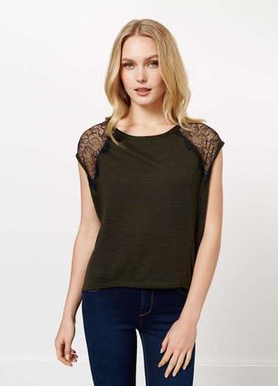 Стильна футболка miss selfridge