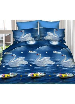 Комплект постельного белья 3d febe msp-901-7, 160x200 см