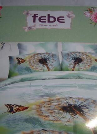 Комплект постельного белья 3d febe msp-901-4, 160x200 см2