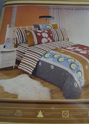 Комплект постельного белья cotton world lw-158-6, хлопок, 160x200 см2 фото