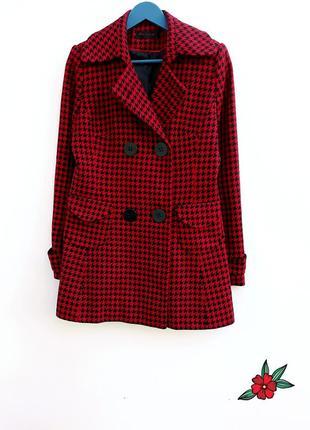 Красивое пальто демисезонное пальто осеннее пальтишко