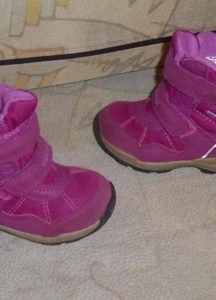 Viking gore tex зимние термо ботинки 21 р