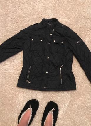Курточка barbour новая стеганая оригинал