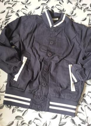 Курточка/осінь /100%cotton