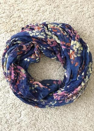 Лёгкий шарф h&m хомут