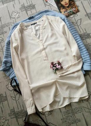 Красивая стильная блуза,размер 12-14