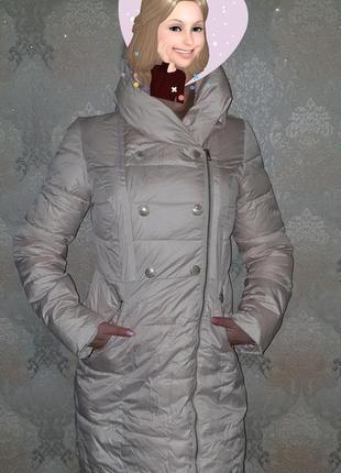 Куртка женская зимняя ( пуховик ) пальто фирма oodji