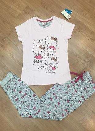 Модная пижама с кitty🐹