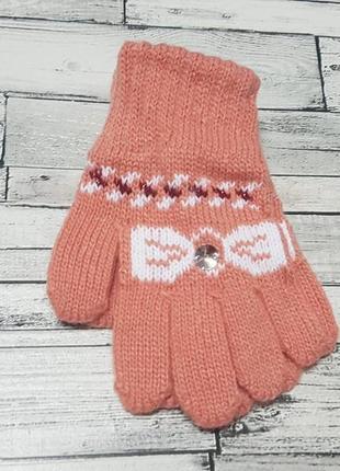 Красивые перчатки margot bis р. 2-4
