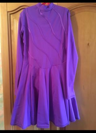Супер платье для бальных танцев