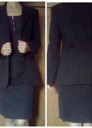 Итальянский деловой костюм alberto biani