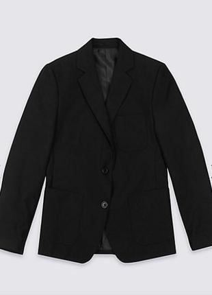 Школьный пиджак marks&spencer для  девочки на 14 лет