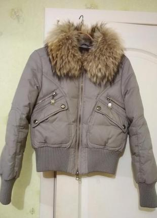Куртка- пуховик snow owl