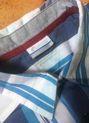 Мужская рубашка columbia (m)