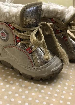 Зимние ботинки olang