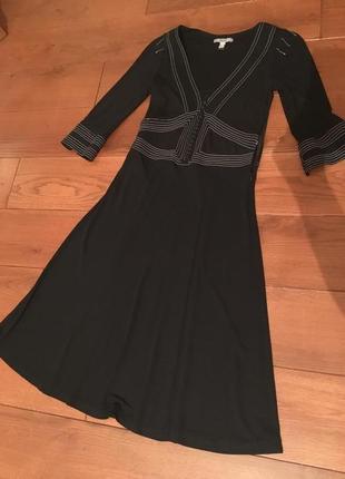 Чорнон платье s/xs mango