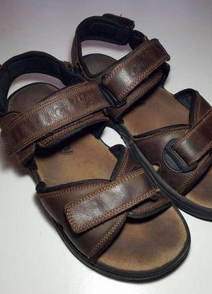 Кожаные мужские сандалии 2019 - купить недорого мужские вещи в ... 12004c40abd2a