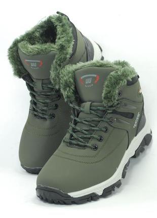 bb4662e34aaa Стильные зимние женские ботинки, недорого, цена - 750 грн, #17109100 ...