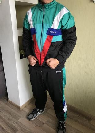 Спортивный костюм adidas vintage