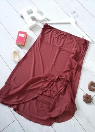 Шикарная юбка итальянский бренд