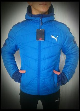 Куртка puma pwrwarm