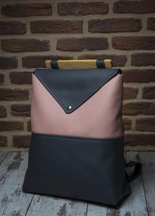 Оригинальный рюкзак skins из мягкой экокожи