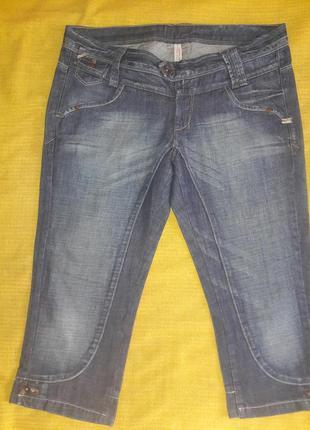 Капри турция джинс разм.32