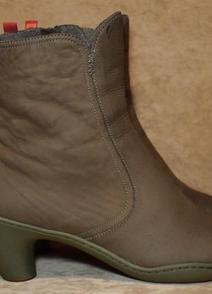 Ботинки ботильоны кожаные camper peu 46182. оригинал. 37 р./23.5 см.