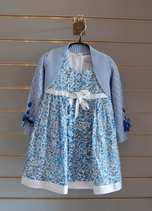 Платье с хлопка от wojcik