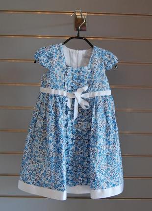 Платье с хлопка от wojcik2