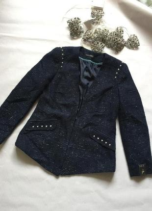 Шикарный , тёплый  пиджак , кардиган