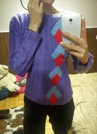Вязанный свитер, кофта, пуловер