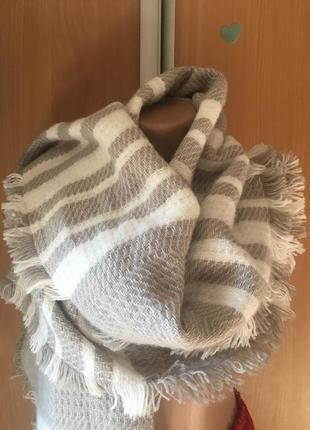 Палантин шарф 214*61