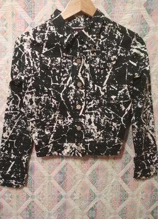 Курточка джинсовая от motel rocks xs,s