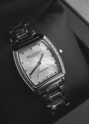 Скидка на день шопинга! бриллианты! женские часы с бриллиантами подарок девушке💎😍❤️