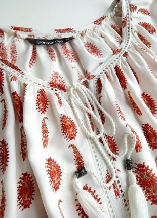 Красивейшая блуза из натуральной ткани