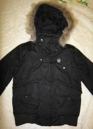 Супер теплая зимняя лыжная куртка protest на девочку р. 128 (6-8 лет)